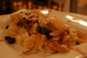 Couscous with Chicken, pivack, Flickr