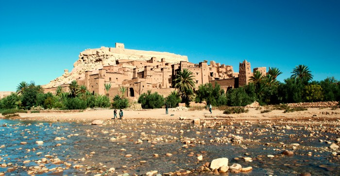 Old kasbah in the Moroccan Sahara desert, Photo Credit: Alexander Cahlenstein, Flickr