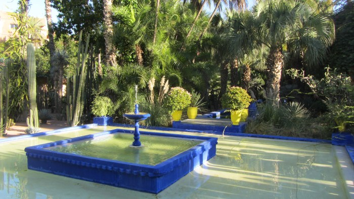 Jardin Majorelle, Photo credit: Stephen Colebourne, Flickr