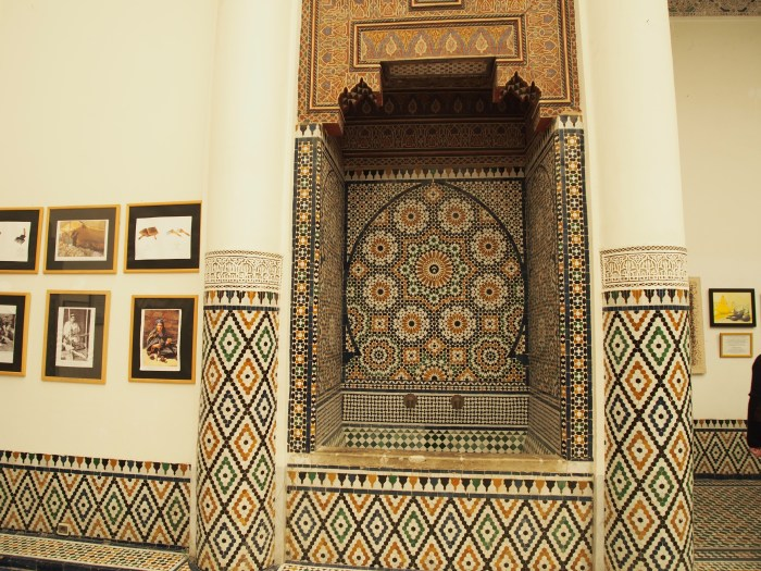 Museum of Marrakech, photo by: Heather Cowper, Flickr