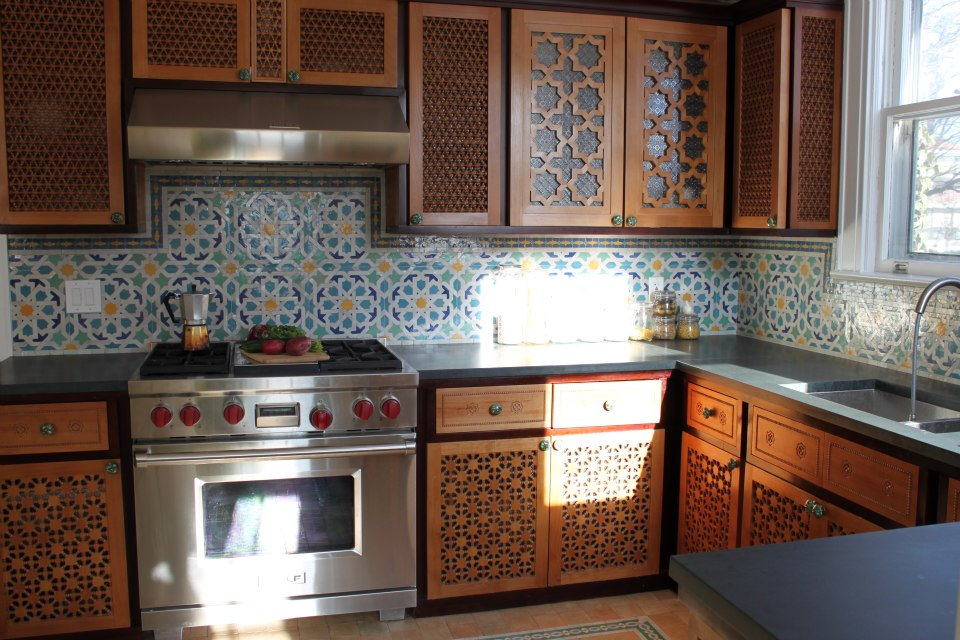 Moroccan kitchen 10 fabulous tips and decorating ideas Moroccan inspired kitchen design