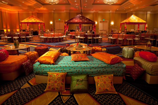 Moroccan Themed Wedding in Marrakech by Events Designer