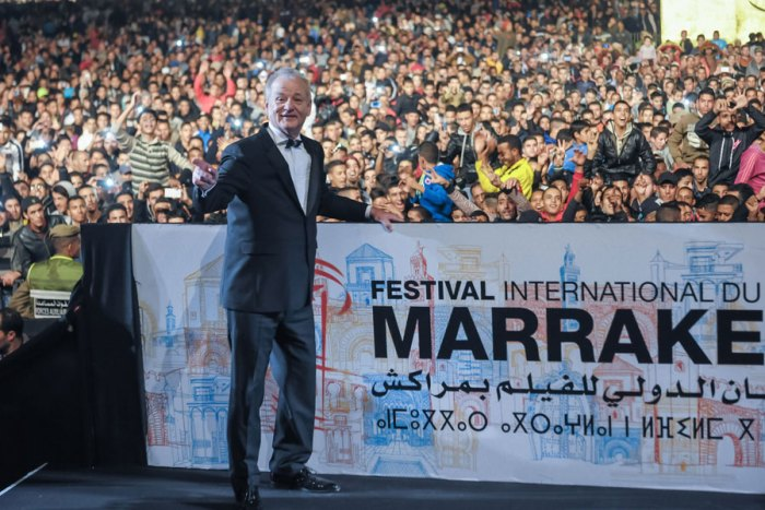 bill Murray in marrakech