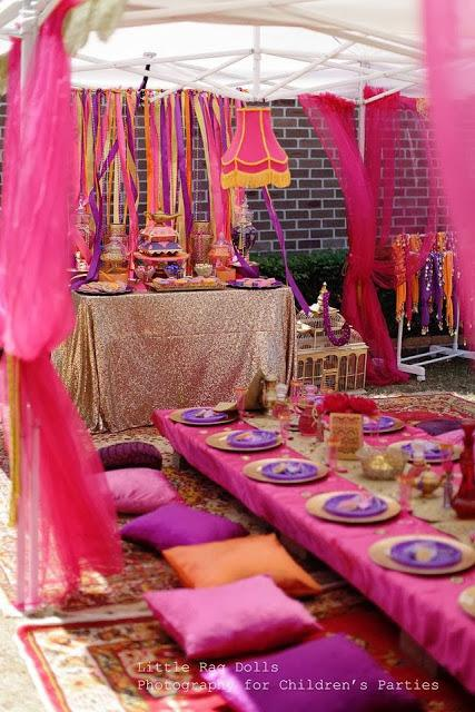 How to Throw a Moroccan Theme Party Like a Pro Design Pictures – Moroccan Party Invitations