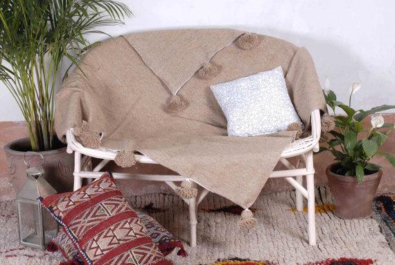moroccan bedspread