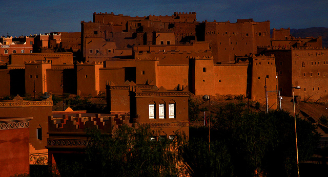 Ouarzazate, Photo Credit: Guillaume Baviere, Flickr