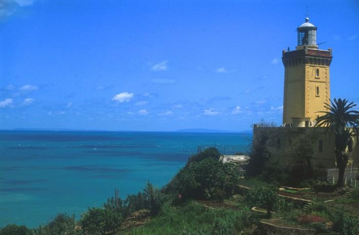 Cap Lighthouse Tangiers