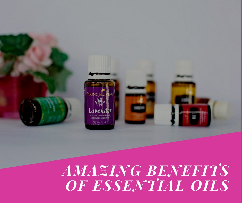 Benefits of Essential Oils:  Here's what you Need to Know!