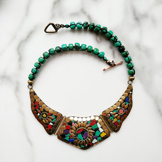 Moroccan jewelry:  Gorgeous Pieces that will make you go Awww!