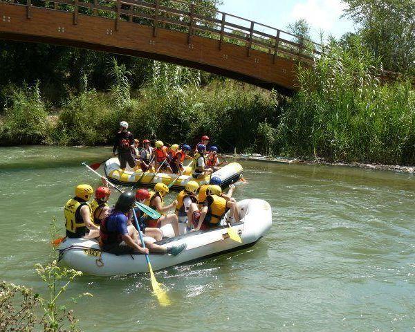 Rafting Valencia con Somos Aventura 5
