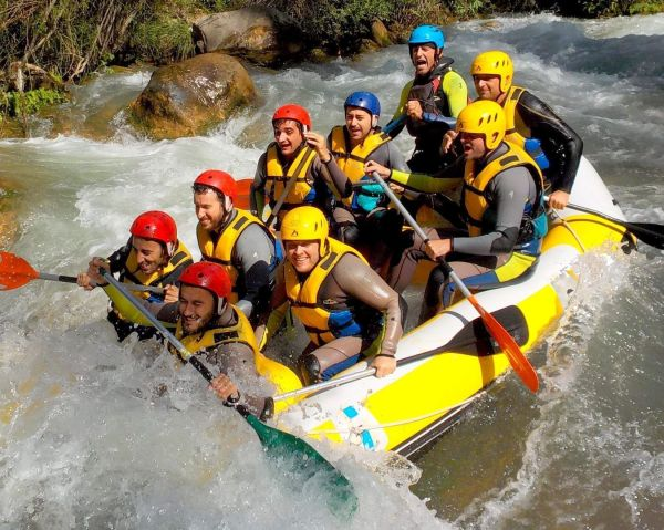 Rafting Montanejos Toni Patriarca 6