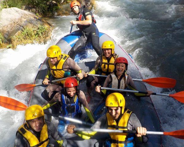 Rafting Montanejos Patriarca Victor 3
