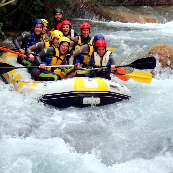 Rafting Montanejos Patriarca Pep 7