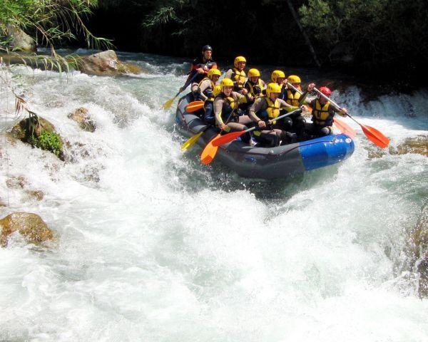 Rafting Montanejos 2 Victor Grada