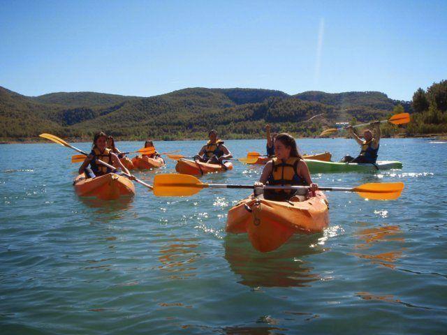 Piraguismo / Kayak en Valencia y Castellón