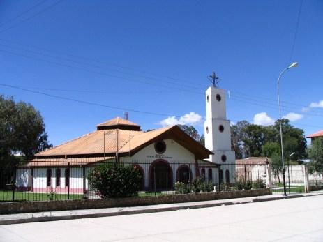 Iglesia, Nuestra Señora del Rosario (Vinto)
