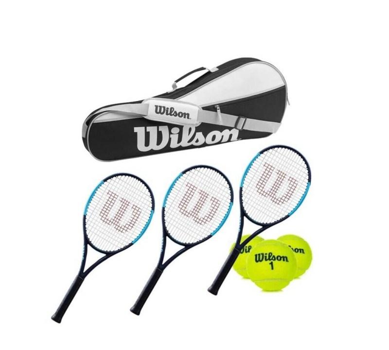 raquetas tenis wilson