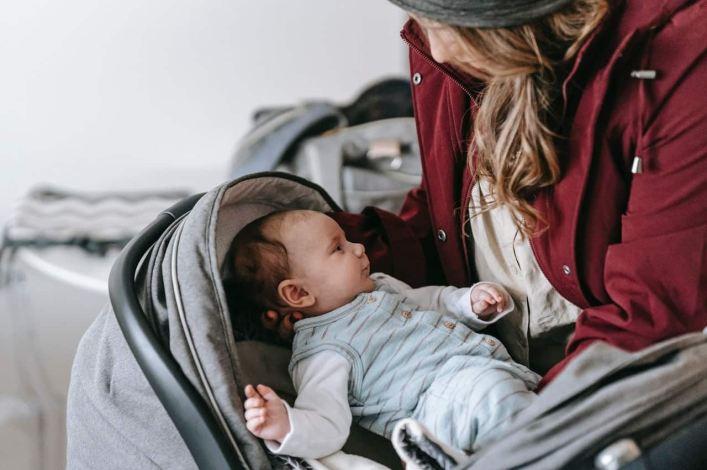 paseador de bebe