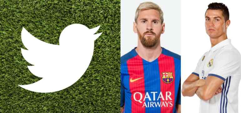 Twitter lanzó sus emojis para El Clásico de España