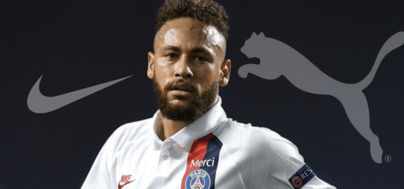 BRAND CHANGE: After 15 years of relationship with Nike, Neymar will sign with Puma
