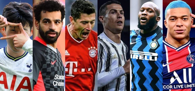 Cristiano Va Por Lewandowski Así Marcha La Lucha Por La Bota De Oro Europea De La Temporada 2020 21 Somos Invictos