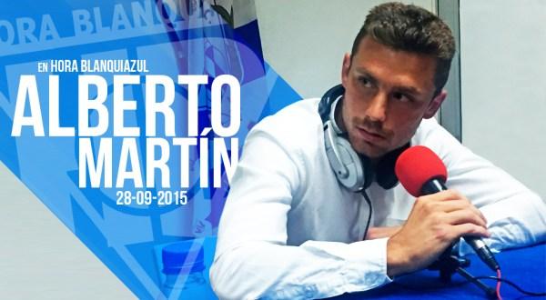 Alberto Martin en HB