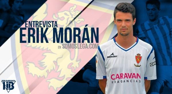 Entrevista ERIK MORAN