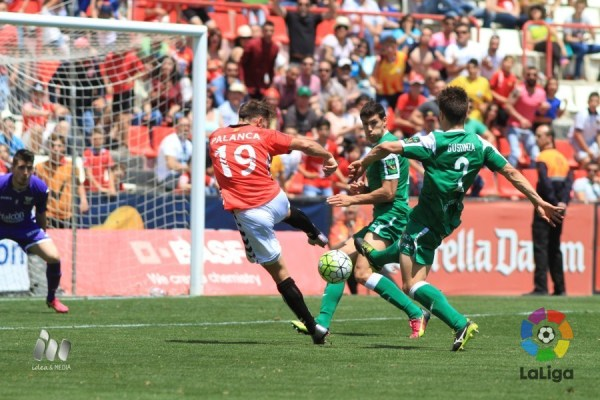 El Lega empata en Tarragona