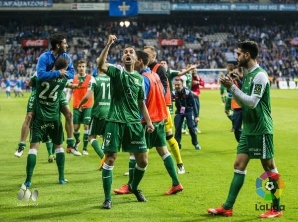 El Lega gana en Oviedo