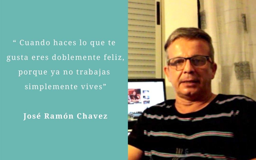 Testimonio José Ramón Chavez, Director de Libre Diario Digital