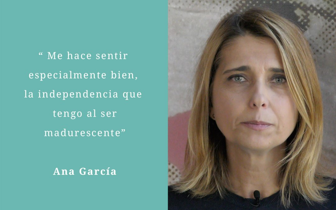 TESTIMONIO ANA GARCÍA