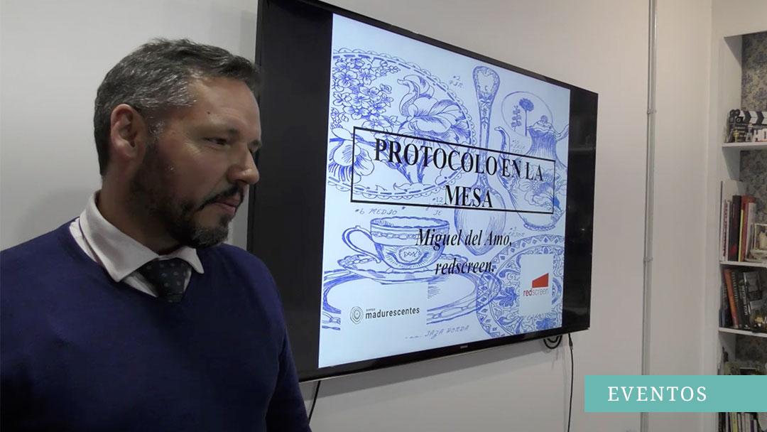 RESUMEN DEL TALLER DE PROTOCOLO EN LA MESA