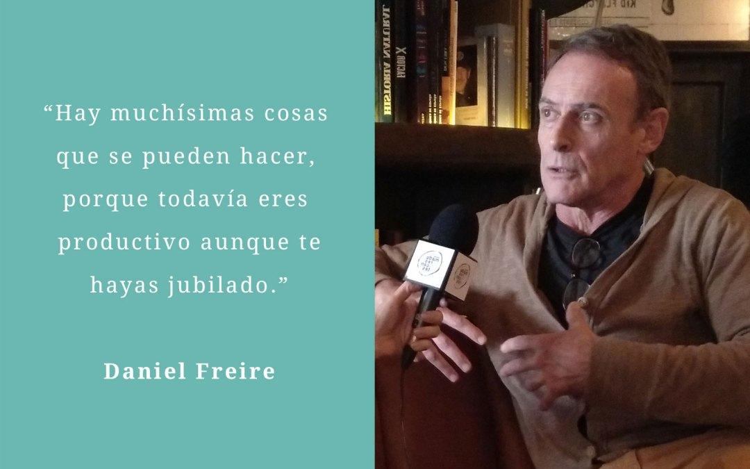 Entrevista completa a Daniel Freire