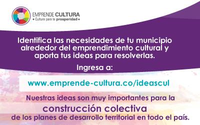 Trabajando por el Emprendimiento Cultural