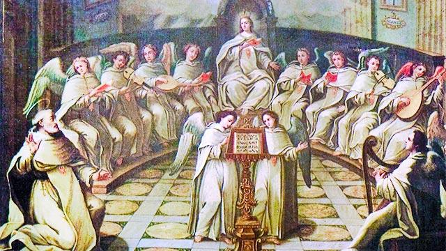La Virgen María, inspiradora de la fundación de la Orden de la Merced y el surgimiento y crecimiento de la familia mercedaria.