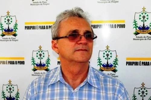 prefeito de piripiri