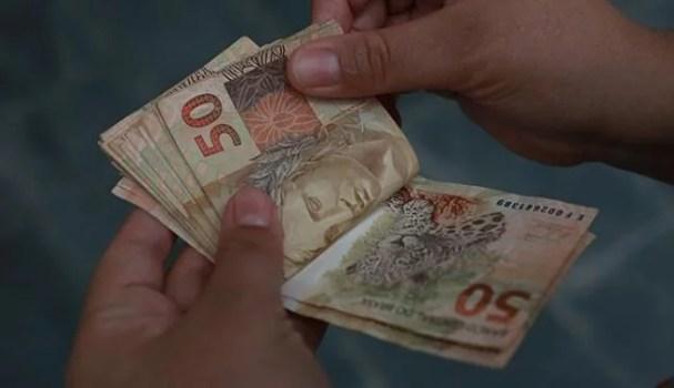 650x375 dinheiro 50 reais emprestimo 1550757 Piauí registra em julho 27% de aumento em negociação de dívidas