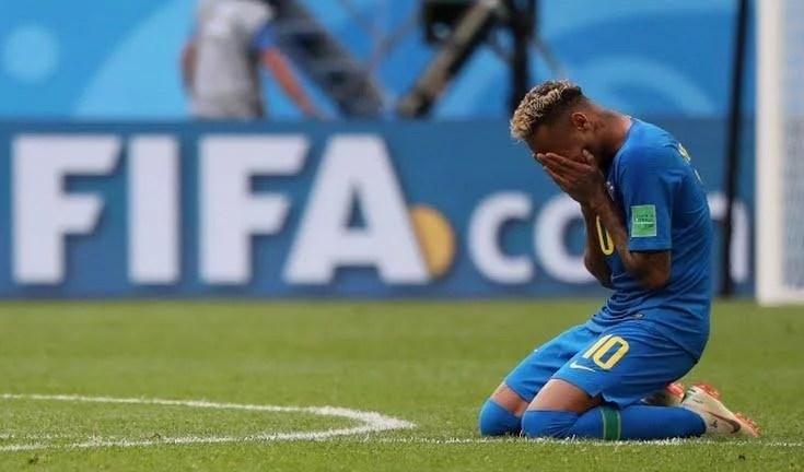 neymar prantos choro de neymar neymar chorando