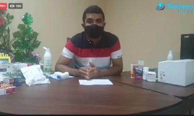 primeiro caso de coronavírus em São Francisco do Maranhão