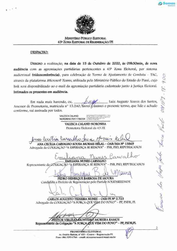 image 1 compressed Ministério Público cria regras para eventos de campanha política em Regeneração
