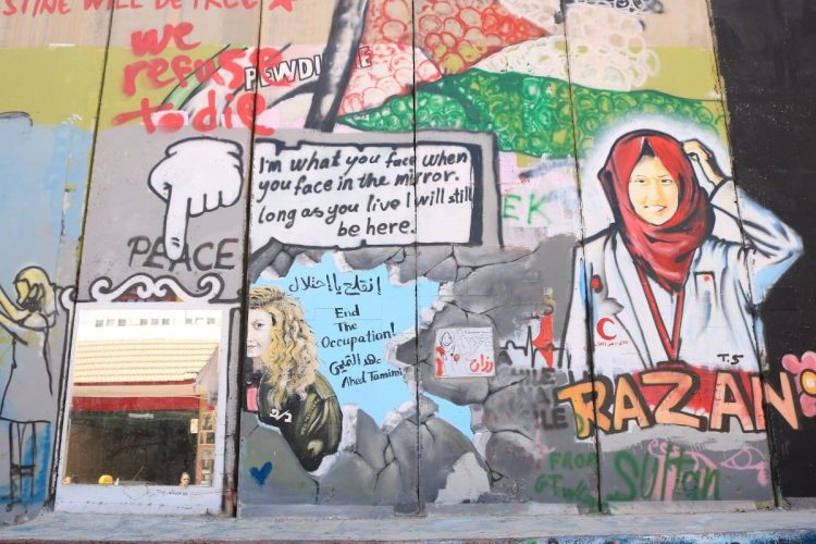 Muro Palestina Israel