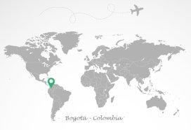 Mapamundi Somos Viajeras