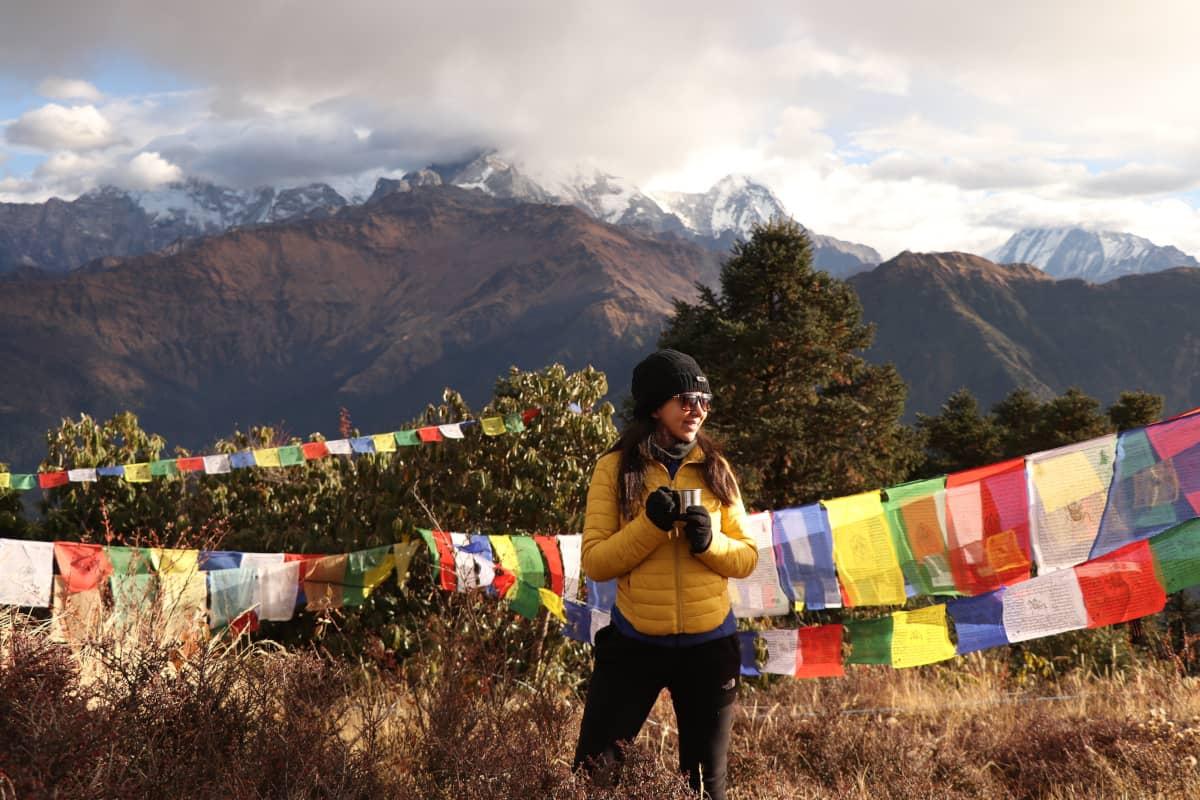 Trekking por Nepal sin guía Poon Hill