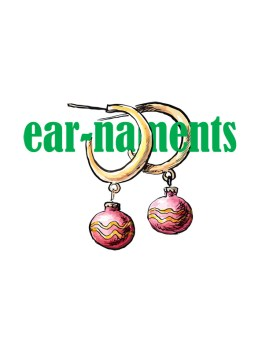 Ear-naments Holiday Tee