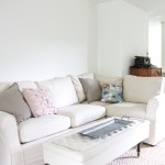 Honest Review Of Pottery Barn Slipcovers In Premium Performance Basketweave So Much Better With Age