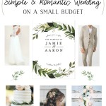 Simple And Romantic Wedding Ideas On A Budget So Much Better With Age