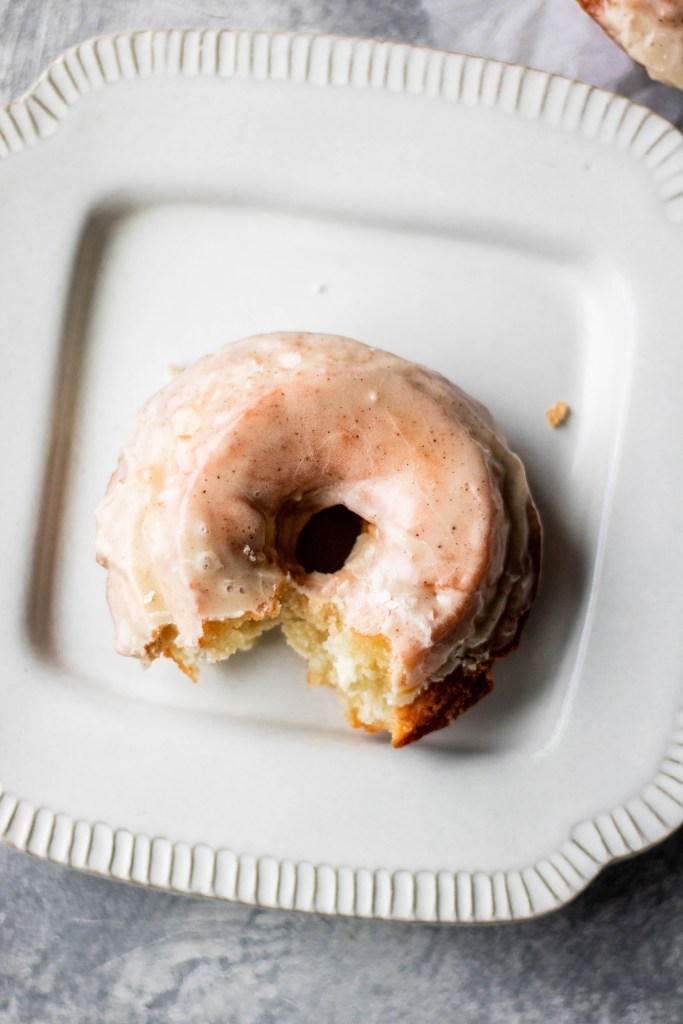 old fashioned sour cream donut
