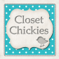 CLOSET CHICKIES BANNER