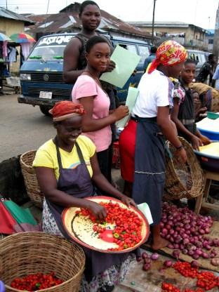 Creek Road Market People