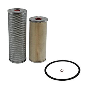 Coalescer and Separator Filters